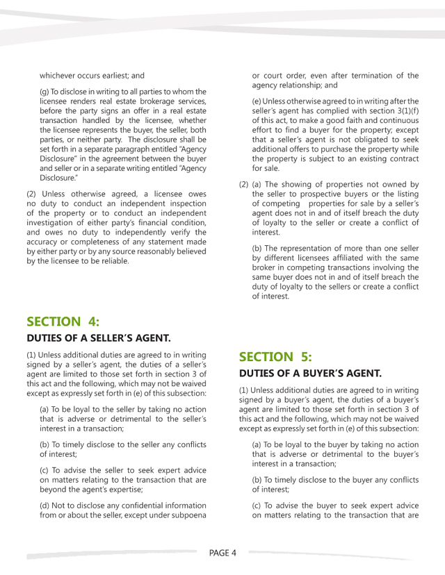 WA Agency Law - Page 4 of 7