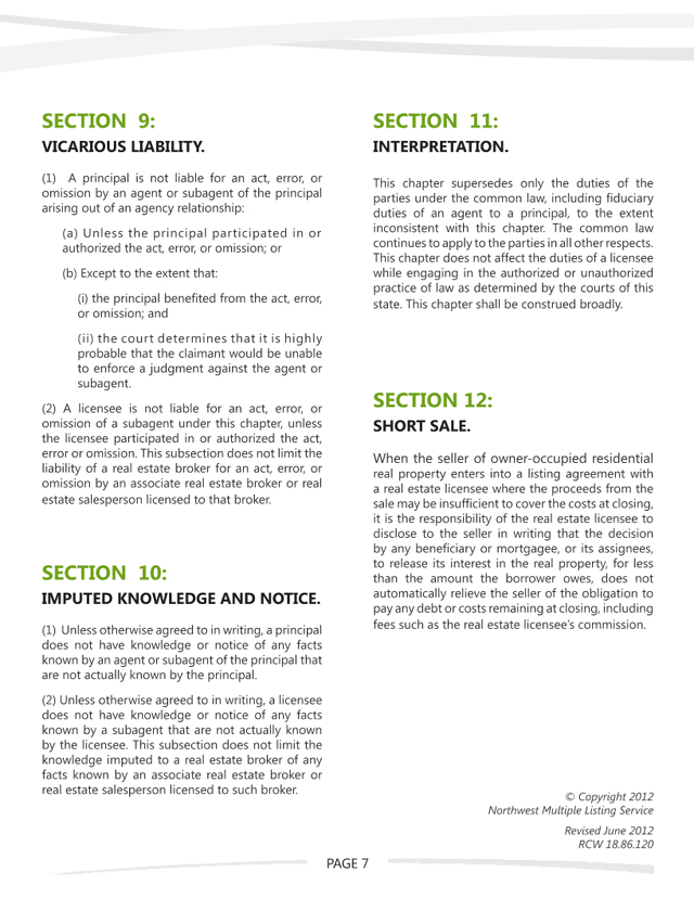 WA Agency Law - Page 7 of 7